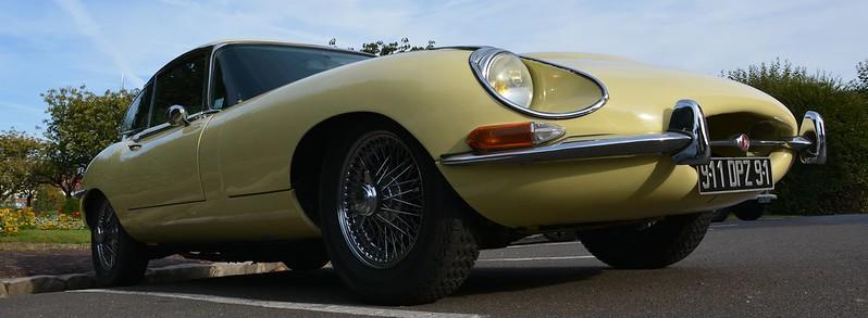 Trois Jaguar Type E - 4,2 dans une matinée pour le plaisir de yeux 15396156491_245e67d617_c