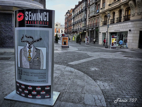 Valladolid - Calle Santiago - Seminci