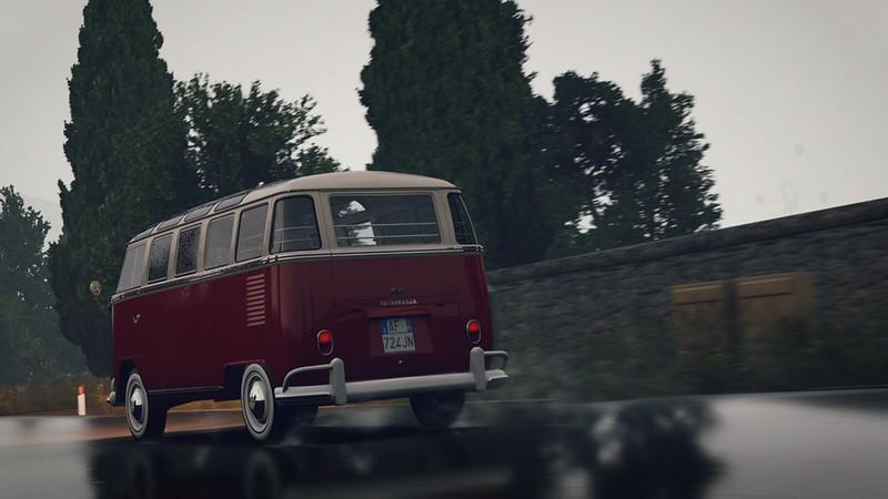 1963 Volkswagen Station Wagon De Luxe