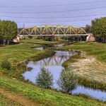 Railway Bridge of Szolnok