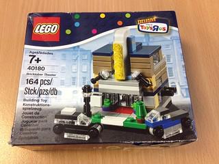 Lego 40180 Theater - Bricktober Sets 2014