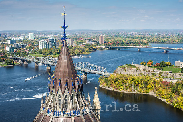 Peace Tower tour