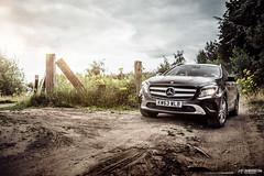 Mercedes-Benz GLA - The Open Roadtrip