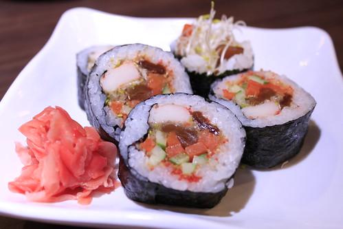 小情侶慶生聚餐的便宜美食餐廳-高雄松江庭日本料理專賣店 (14)