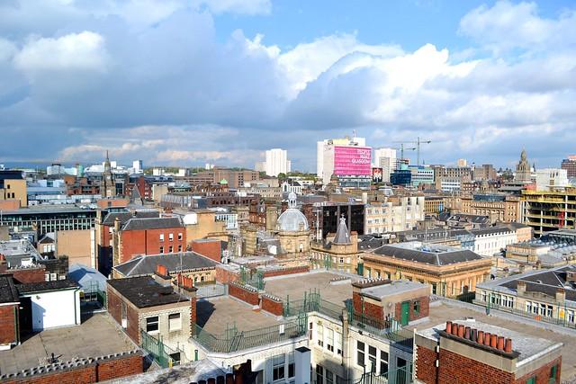 weekend in Glasgow