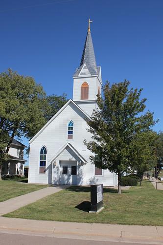 Zion Lutheran Church - rural Clatonia, NE
