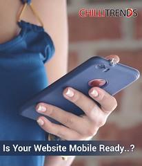 Website Traffic Mobile / Smartphones