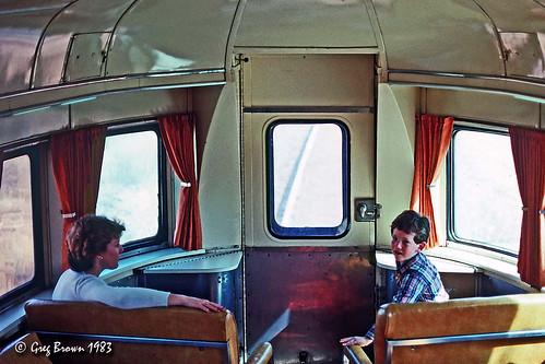 denverriograndewestern drgw riograndezephyr riogrande colorado rockymountains f9 emd passengertrain trains railroads