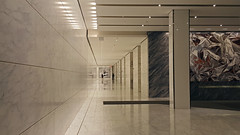 Lobby of 1290 Avenue of the Americas - Manhattan, NYC