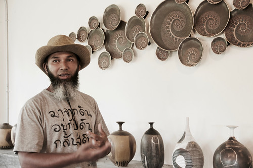 Artist Emsophian Benjametha เอ็มโซเฟียน เบญจเมธา 1