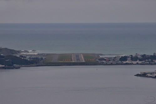 <p>Wellington Airport</p>