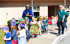 Month of the Military Child Parade