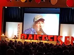 Helfereinsatz Raiffeisen GV 2017