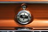 Sunset Mustang: Just a Smidgen Off-Kilter