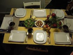 Samstag Abend Dinner