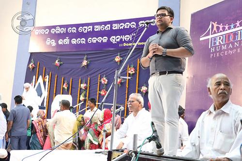 Rinku Gugnani from Bhubaneshwar, Odisha, expresses his views