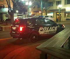 Arvada Police Ford Interceptor Utility