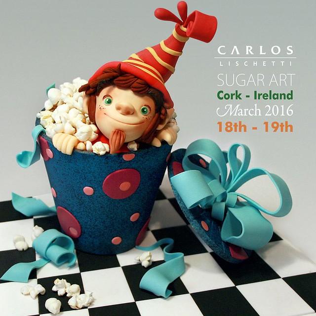 Cake by Carlos Lischetti