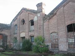 Viejotallers ferroviario Tolosa