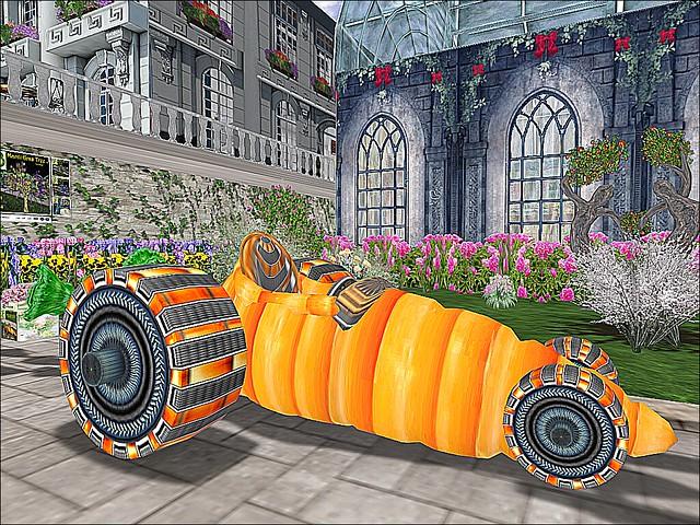 The A-Mazing Easter Egg Hunt  - BG Carrot  Racer RB