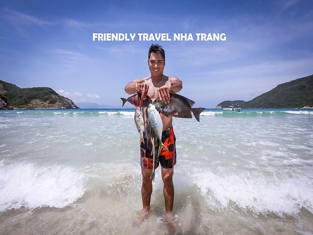 Tour Robinson Nha Trang