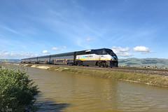 Amtrak 741 with CDTX 2010