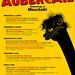 Programme des prémices du gfestival Aubercail 2017