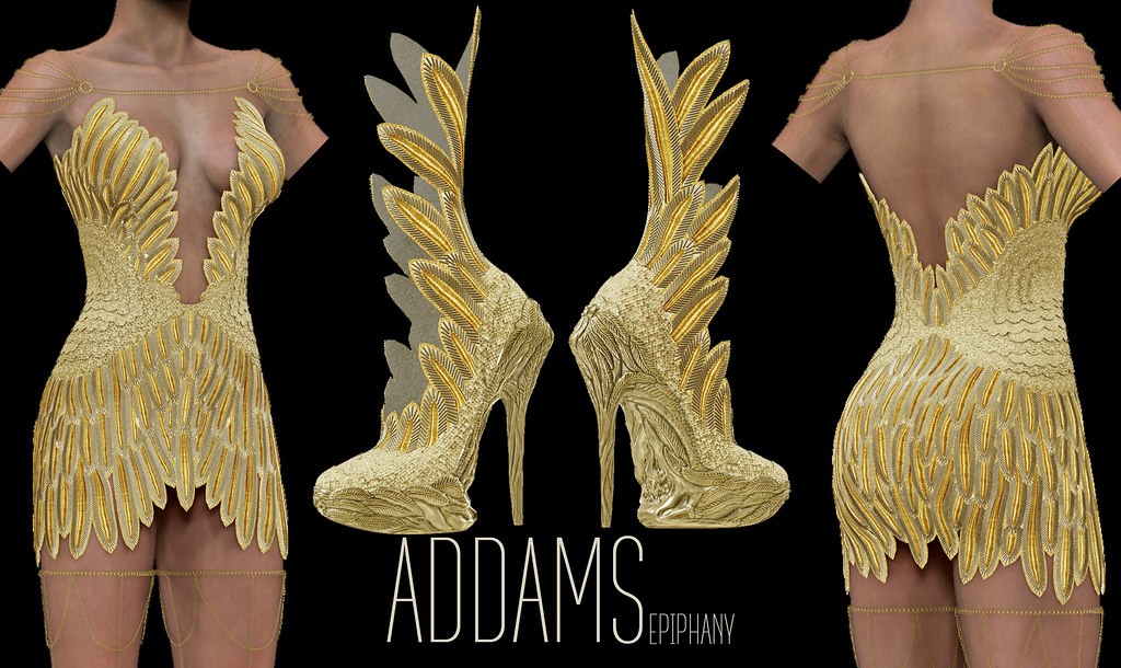 ADDAMS@ EPIPHANY APRIL - SecondLifeHub.com