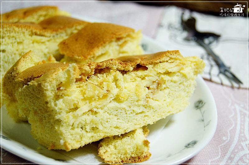 古早味蛋糕-起司及咖哩口味