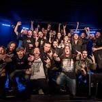Hellhammer Festival 2017 - Czech leg (Prague, Brno, Ostrava)