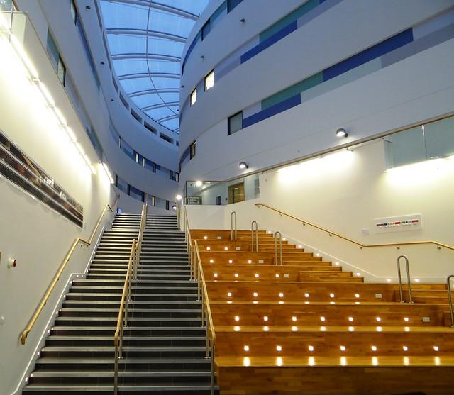 Robert Gordon University Interior