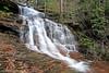 Middle Falls on Spoilcane Creek
