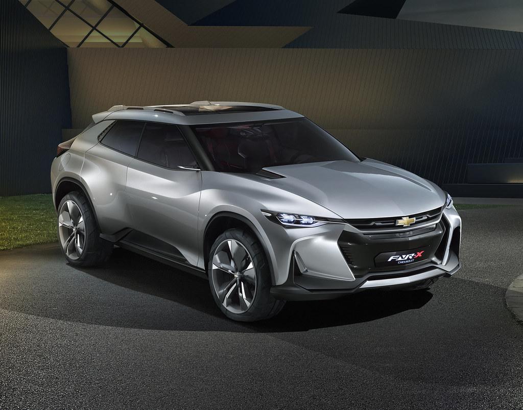Chevrolet FNR-X — это обещанный Camaro-кроссовер?