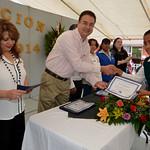 A Alumnos de la Generación 2008-2014 de la Escuela Primaria Mariano Escobedo, Saltillo, Coahuila. 9 de Julio de 2014