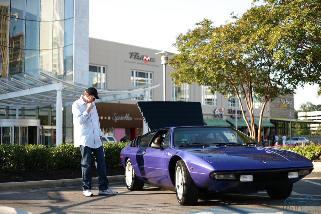 Caffeine and Exotics Atlanta Car Show