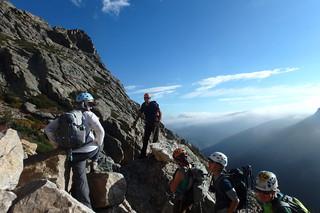 Assessing the Ridge