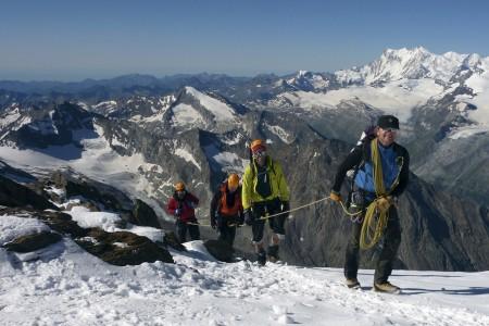 Horský vůdce Pavel Žofka: Na Matterhorn už musíte něco umět