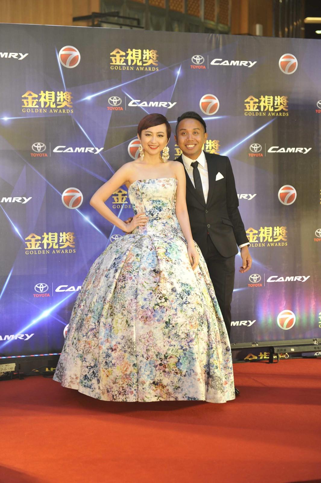 Karpet Merah - Baki Zainal & Cheryl Lee