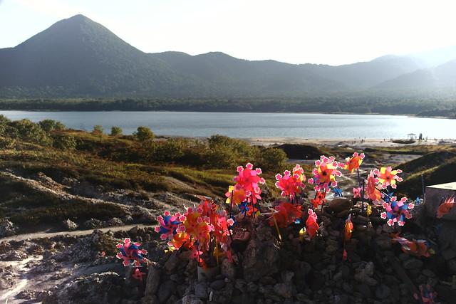 恐山 Osorezan, Aomori Japan, 21 Sep 2014. 049