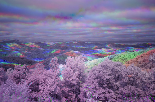 landscape scenic northcarolina infrared multitemporal
