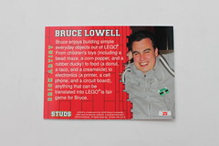 STUDS Builder Trading Cards Series 1