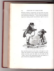 "John Leech Cartoon, ""England's Admonition"""