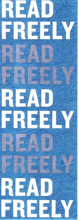 Read Freely bookmark