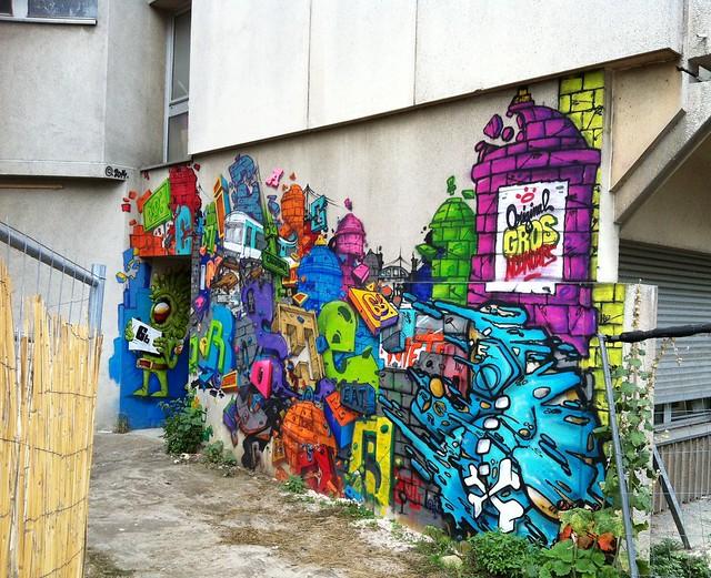 Du côté de la Fabrique à rêves - Le 6B à Saint Denis (93)