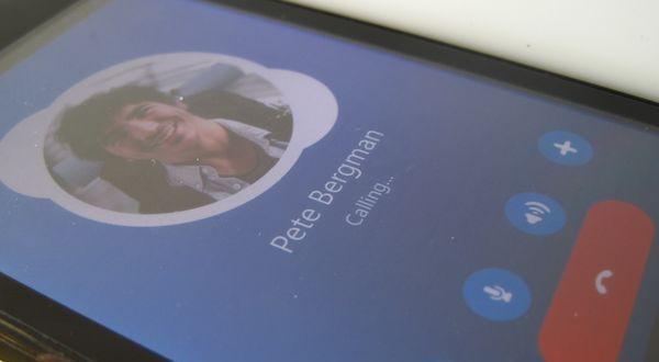 звонки со Skype