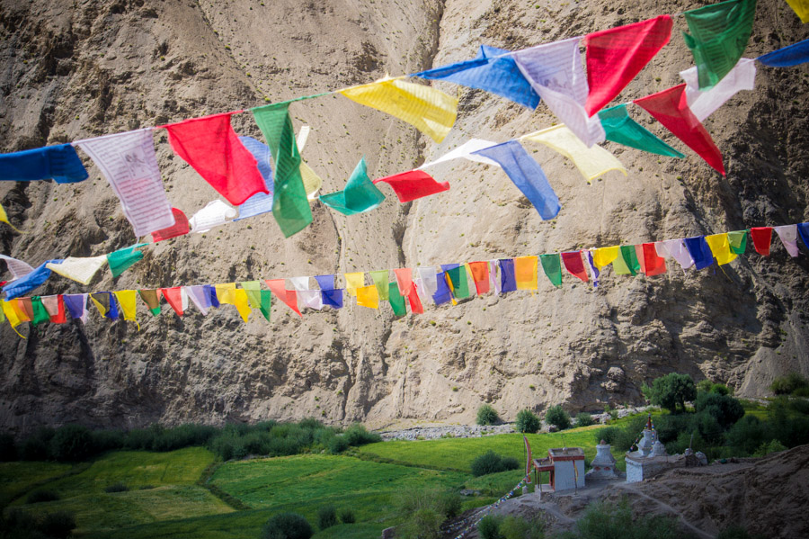 Алчи Гомпа (монастырь Алчи), Ладакх © Kartzon Dream - авторские туры в Гималаи, тревел фото