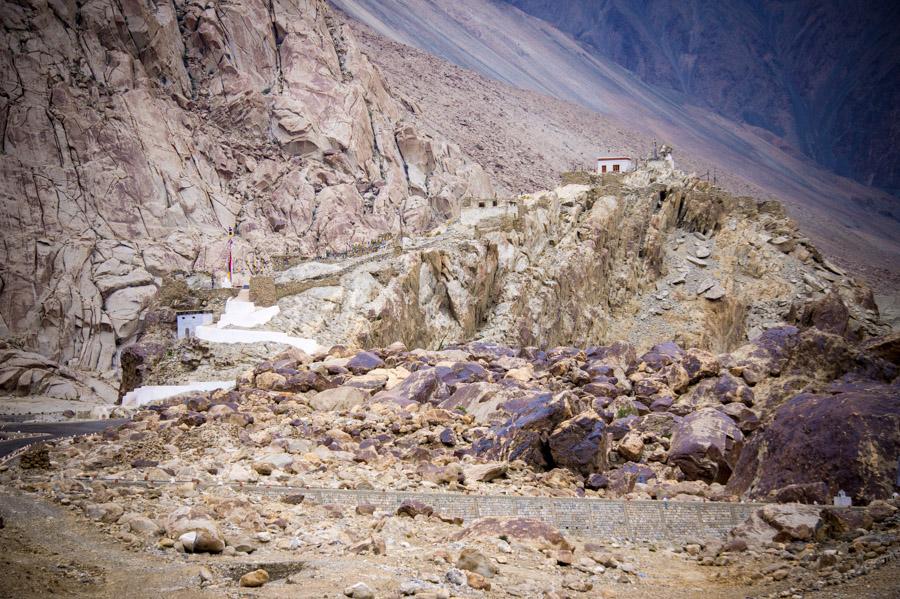 Тангсте Гомпа (Монастырь Тангсте), Ладакх, Индия. Монастыри Ладакха (Монастыри малого Тибета) © Kartzon Dream - авторские путешествия, авторские туры в Ладакх, тревел фото, тревел видео, фототуры