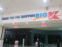 Thanks for Shopping Warren Kmart, But Not for Much Longer