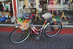 Knitted Bike, Tromso