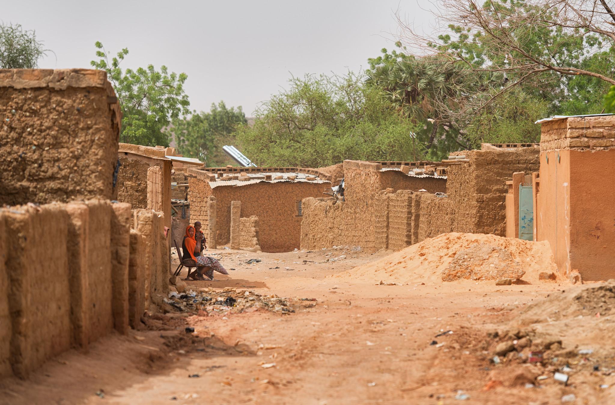 Niamey Suburbs